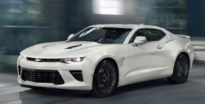 Camaro: Kombination aus High-Performance Technologien, präzisem Design und Ingenieurskunst