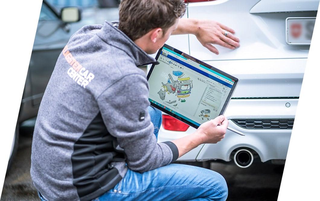 Eugster CarCenter ist Partnerbetrieb von mehreren Versicherungen