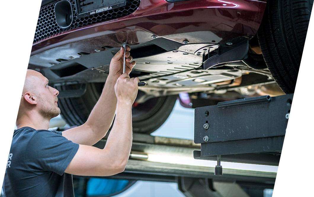 Offizielle AGVS-Garage | ServiceCenter Eugster AG, Thal